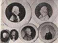 Miniatyrer av Mathias Conrad Peterson, Henrik Horneman, Lorentz Dons, Peter Greis Krabbe og Jacob Hersleb Krog (2747146110).jpg