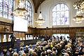 Minister-president Rutte houdt een toespraak tijdens het 100-jarig bestaan van het Vredespaleis. (9616073078).jpg