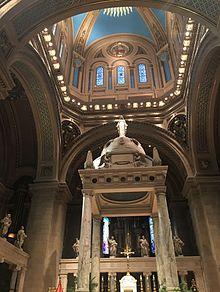 Basilica of Saint Mary (Minneapolis) - Wikipedia