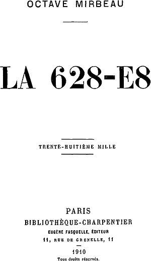 La 628-E8 cover