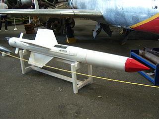 de Havilland Firestreak Air-to-air missile