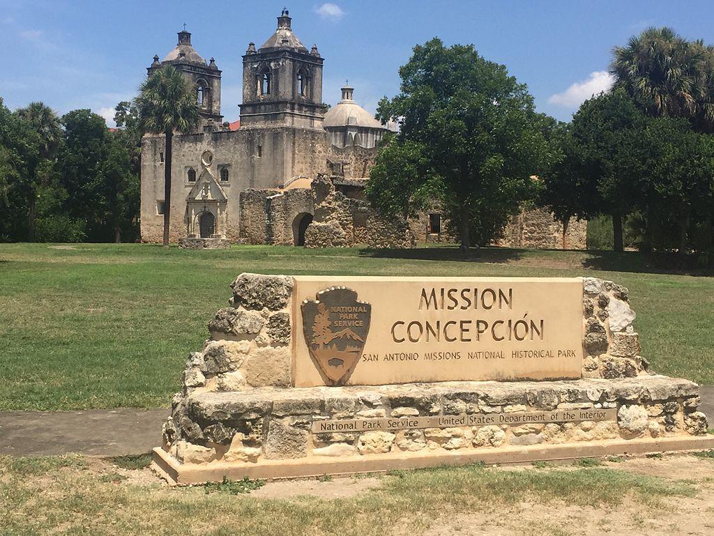 Mission Concepcion - Virtual Tour