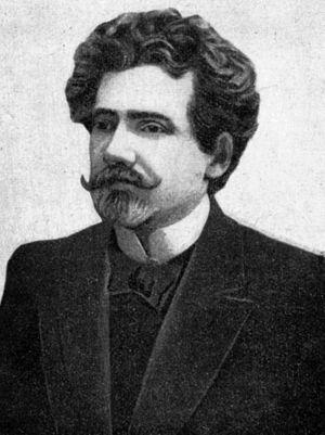 Mitrofan Dovnar-Zapol'skiy - Dovnar-Zapol'skiy, supposedly in c.1890s—1900s.