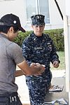 Mobile Canteen keeps rolling, rolling, rolling, 'round station 131004-M-YE622-024.jpg