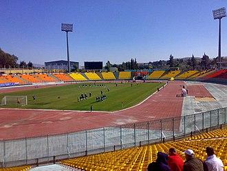 CS Constantine - Image: Mohamed Hamlaoui Stadium (Constantine, Algeria)