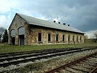 Moldau, Bahnhof-Lokhaus.02.JPG