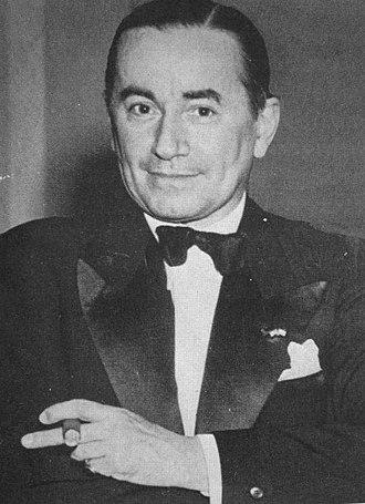 Florencio Molina Campos - Molina Campos in the 1930s