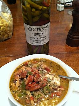 Comfort Food and Emotional Eating: Mom's Gumbo New Orleans