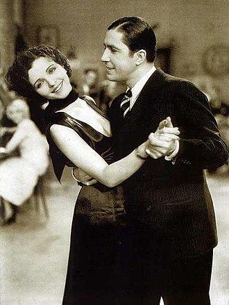 Mona Maris - With Carlos Gardel, 1934