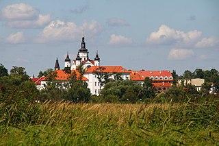Supraśl Place in Podlaskie, Poland