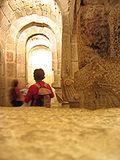 Monasterio de Leyre, cripta 3.JPG