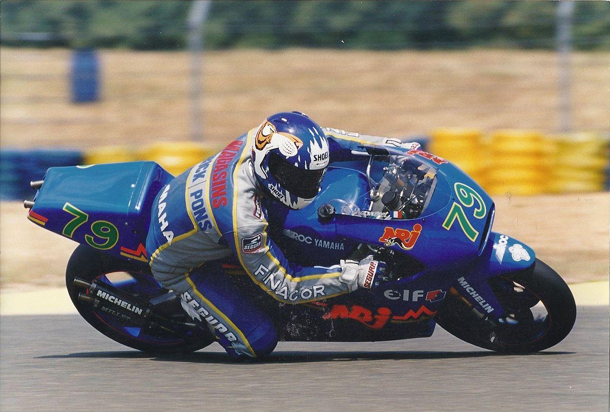 Temporada 1993 del Campeonato del Mundo de Motociclismo