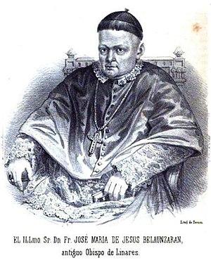 Concepción Lombardo - Mons Belaunzarán baptized Concepción Lombardo