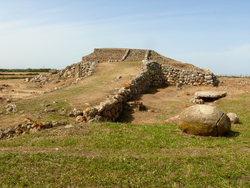 4. Monte d'Accoddi, 4000 B.C – 3650 B.C, Italy