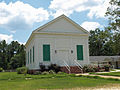 Montgomery Hill Baptist Church June 2013 1.jpg