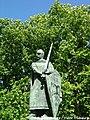 Monumento a Dom Afonso Henriques - Jardim das Portas do Sol - Santarém - Portugal (7234509960).jpg