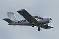 Morane Saulnier MS.880B EC-CJB de AFN, escuela de pilotos de La Coruña (14705882776).jpg