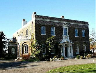 Morden Park - Morden Park House