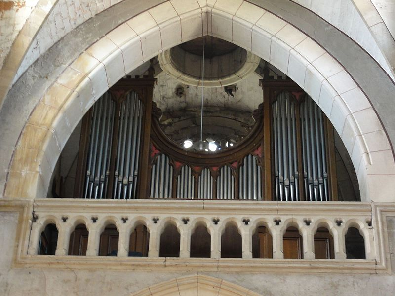Morley (Meuse) église