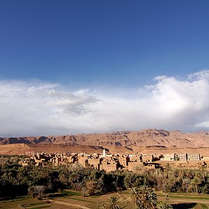 Tinghir - Image: Morocco Africa Flickr Rosino December 2005 83957092