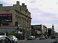 Morrow Building, 442-448 George Street North looking south on George St. Note Town Clock in background..jpg