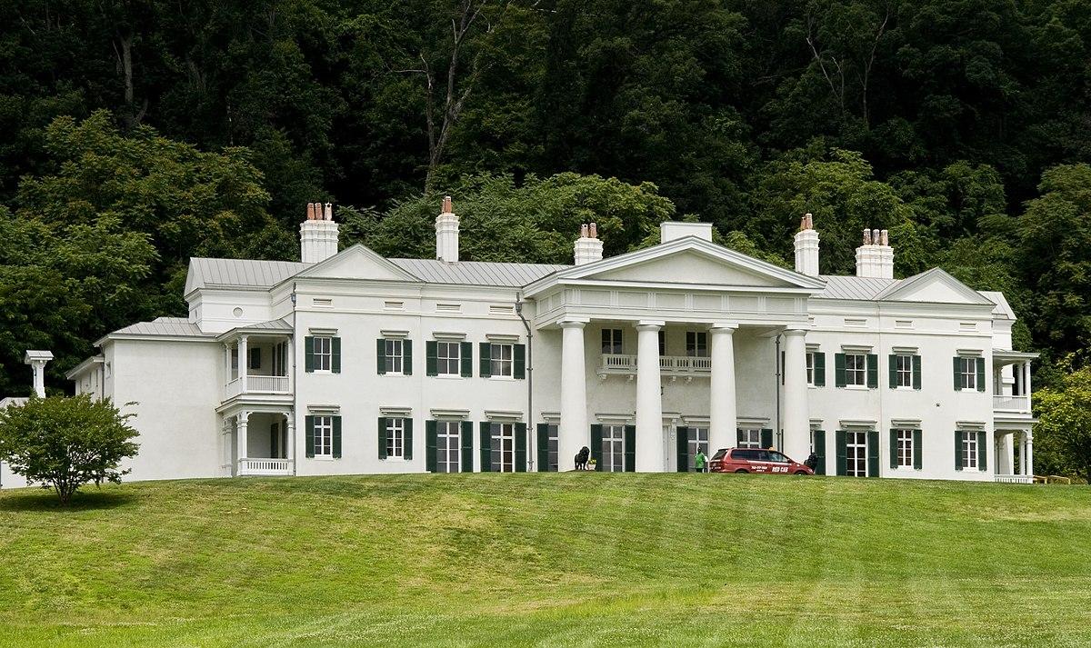 Morven park wikipedia for Virginia house