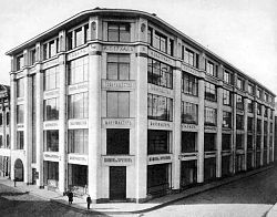 Moscow Merchant Society Bldg Schechtel 1909.jpg