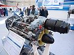 Motor Sich TV3-117 engine, Kyiv 2018, 97.jpg
