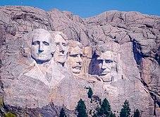 Mount Rushmore - Wikipedia
