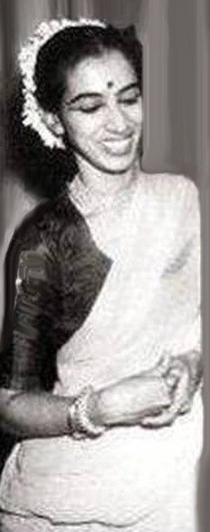 Mrinalini Sarabhai - Image: Mrinalini Sarabhai