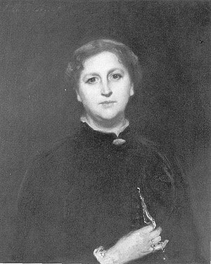Raphael Pumpelly - Mrs. Raphael Pumpelly (nee Eliza Shepard), John Singer Sargent, 1887