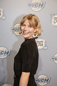 Emilie durante o 2007 MuchMusic Video Awards
