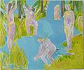 Mujeres en el rio. 1997.jpg