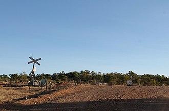 Mungana - Old Mungana town site
