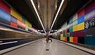 Munich subway station Georg-Brauchle-Ring.JPG