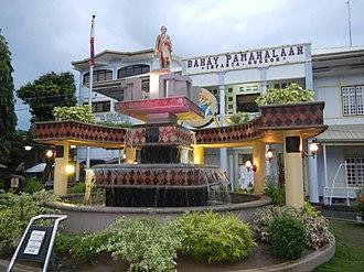 Infanta, Quezon - Town hall of Infanta