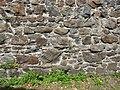 Muraille localisée sur le Chemin des Moulins, Granville, France.jpg