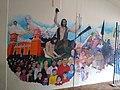 Mural en Casa cural de Parroquia de San Juan Bautista Coscomatepec, Veracruz 02.jpg