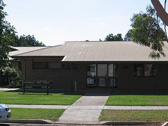 Darlington Point - Darlington Point branch office of Murrumbidgee Council