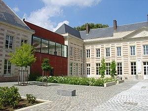 Matisse Museum (Le Cateau) - Image: Musée Départemental Henri Matisse Le Catteau Cambrésis