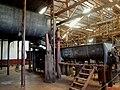 Museu Nacional do Açúcar e do Álcool, popularmente chamado de Museu da Cana. Depósito de massa para processamento na centrífuga. - panoramio.jpg