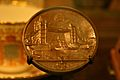 Museum of London - Tower Bridge medallion.jpg