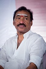 Music Director Deva at KJ Yesudas 50 Concert Press Meet.jpg