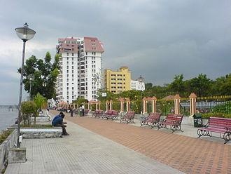 Greater Cochin Development Authority - Marine Walkway