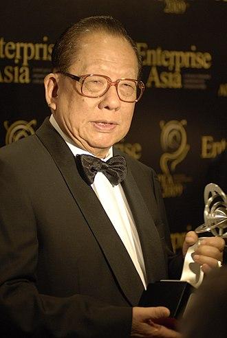 YTL Corporation - Tan Sri Dato' Seri (Dr.) Tiong Lay in 2009