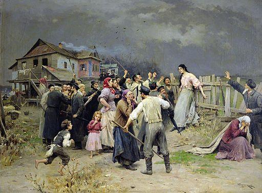 Mykola Pymonenko - Жертва фанатизму
