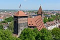 Nürnberg Sinwellturm Aussicht Ost 01.jpg