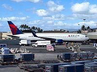 N187DN - B763 - Delta Air Lines
