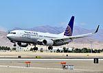 """N76516 United Airlines Boeing 737-824 (cn 37096-2718) """"eco skies"""" (7715995814).jpg"""