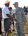 NFL Pro Bowl players, Arizona Guard members build fitness course 150121-Z-HL120-006.jpg